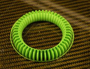 filamento flexible para impresión 3D