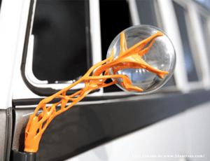 Volkswagen y sus partes hechas en 3d